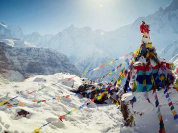 Everest Base Camp Before 30