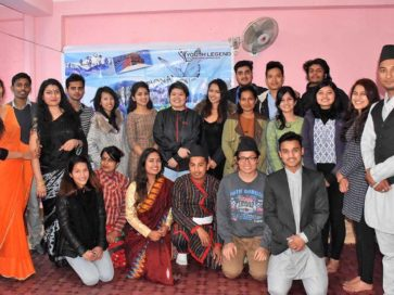 International Youth Camp In Nepal